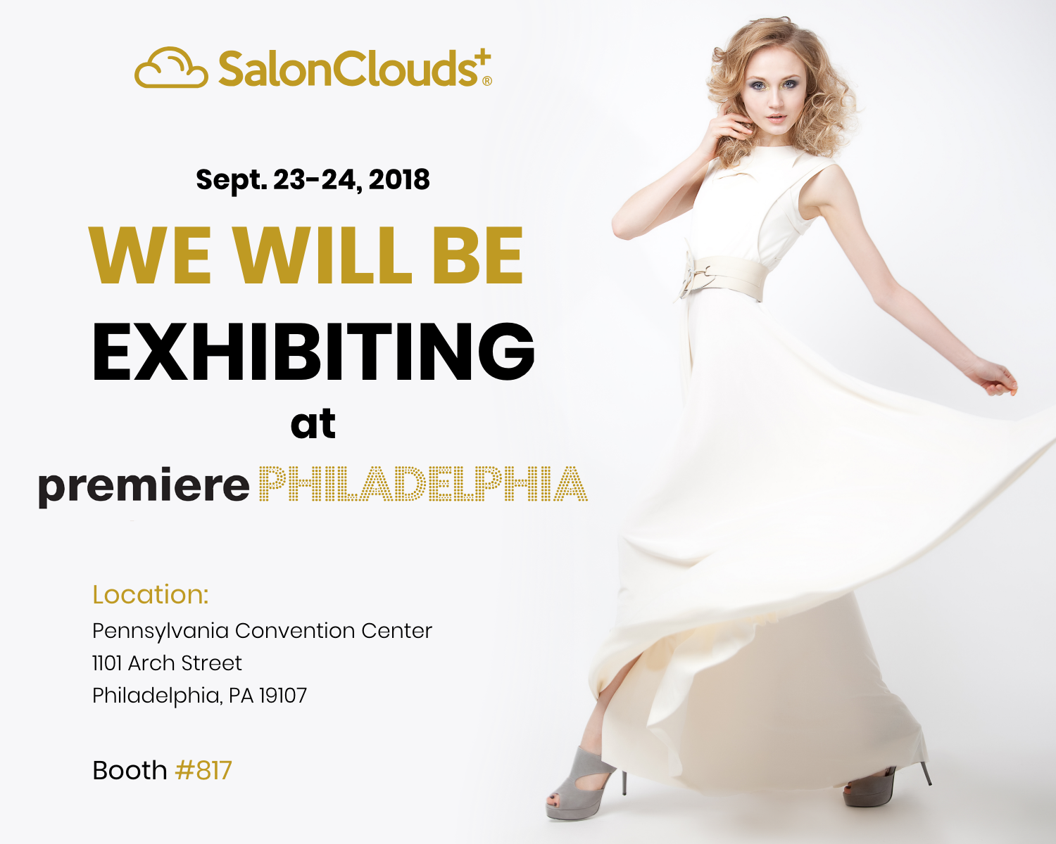 Join SalonCloudsPlus at Premiere Philadelphia