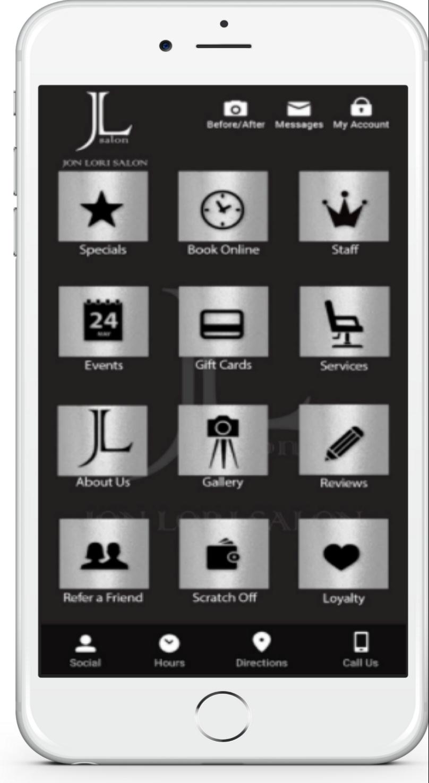 The Jon Lori Mobile App