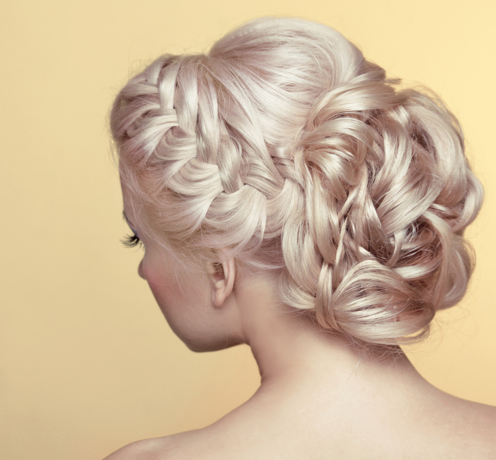 Updo Styles Trending for Fall