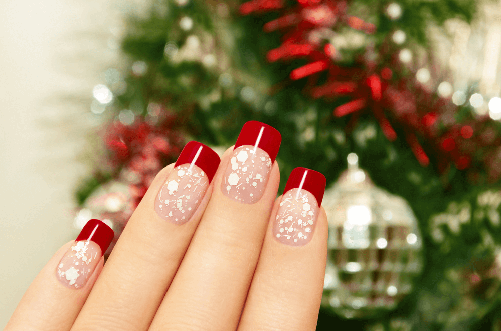 Festive Nails for the Holidays