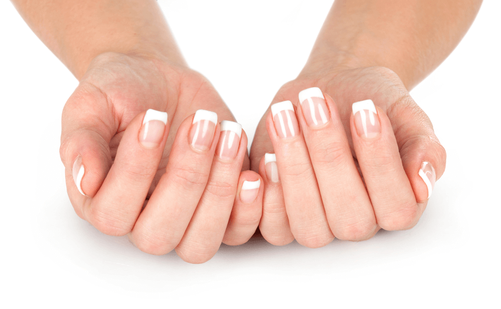 TLC for your nails at The Full Spectrum Hair Salon