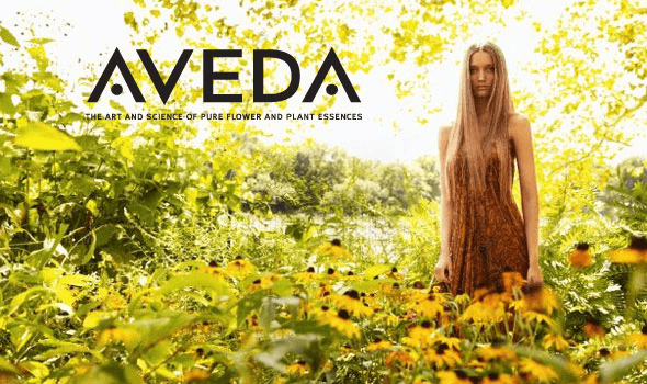 Aveda hair colors at The Full Spectrum Hair Salon