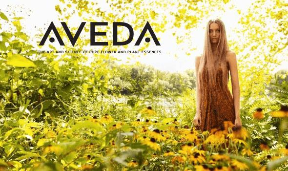 Aveda hair colors at The Full Spectrum Hair Salon