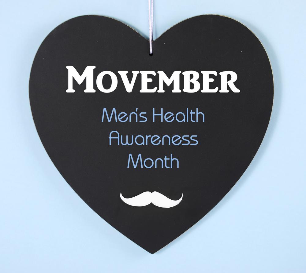 Movember for men's health