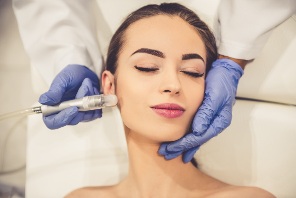 Hydradermabrasion for Soft, Young-Looking Skin