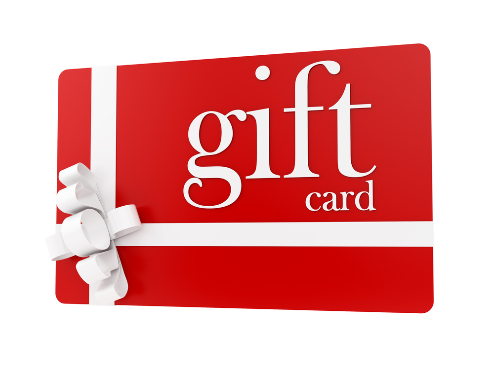Finish Your Holiday Shopping with Gift Cards from Helen's Haven