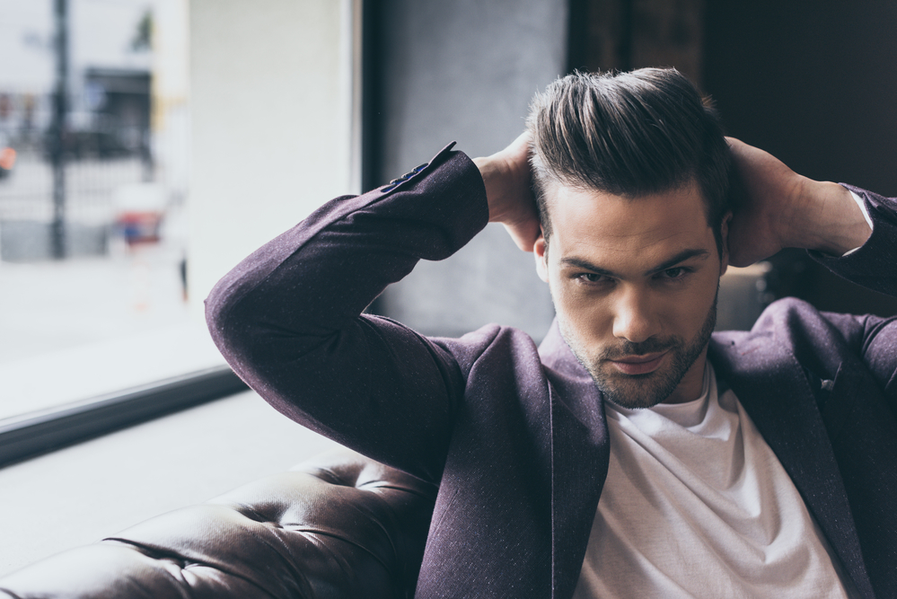 Hot Holiday Haircuts for Men