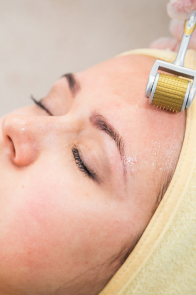 Microneedling: Fight Aging with Your Body's Natural Healing Abilities