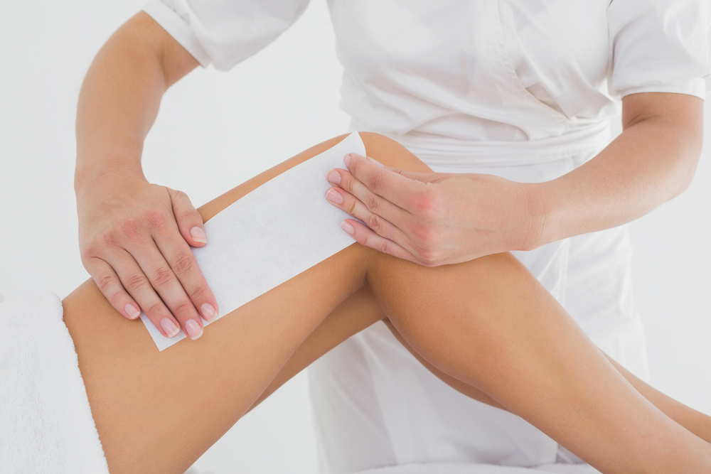 Waxing to Effectively Remove Unwanted Hair