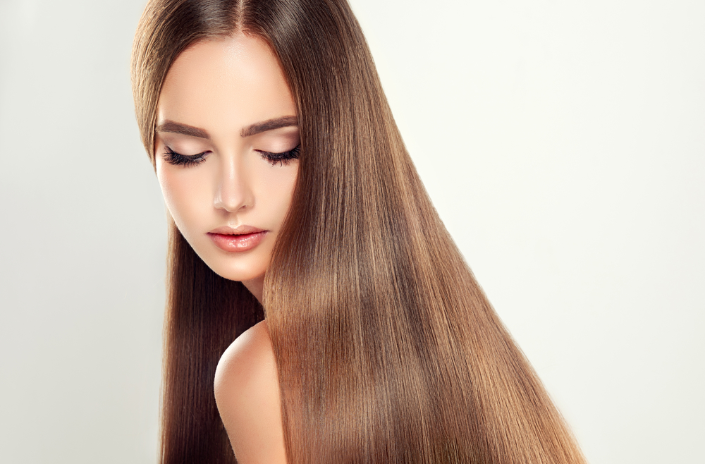 Try A Brazilian Blowout For A Smooth Finish
