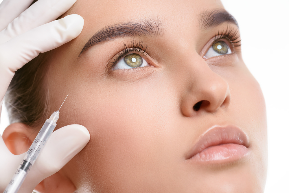 Cosmetic Injections for Age Management