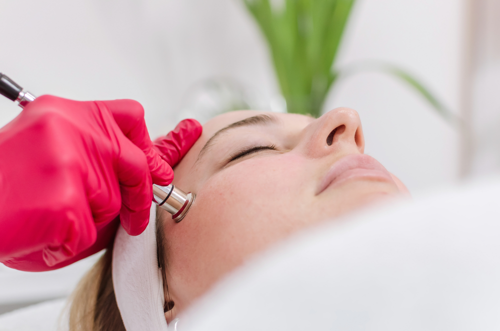 Get Smoother Skin with Power Peel Microdermabrasion