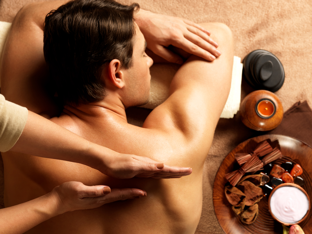 Relax Away Stress with Spa Treatments for Men
