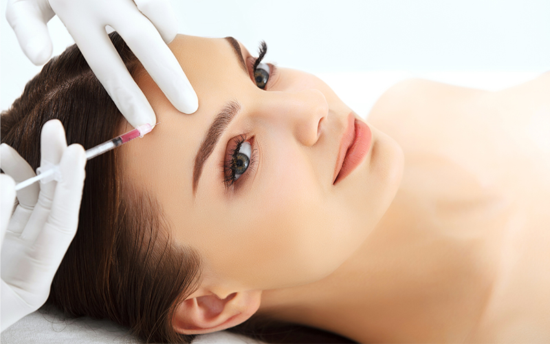 Get Younger, Firmer Skin with Glam Room's Med Spa Injectables