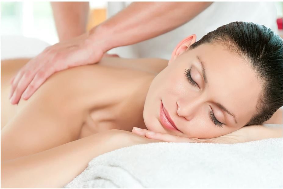 Pamper Yourself with a Massage from The Salon & Spa at Greenbriar