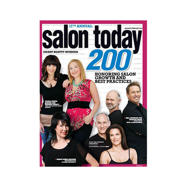 Salon Today Top 200 in North America January/February 2014