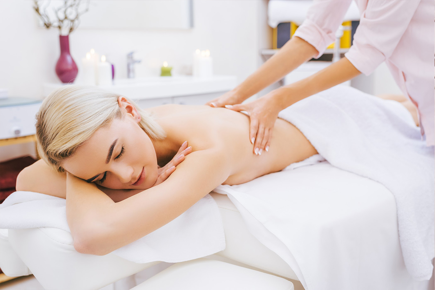 The Glam Room Has the Perfect Massage for You