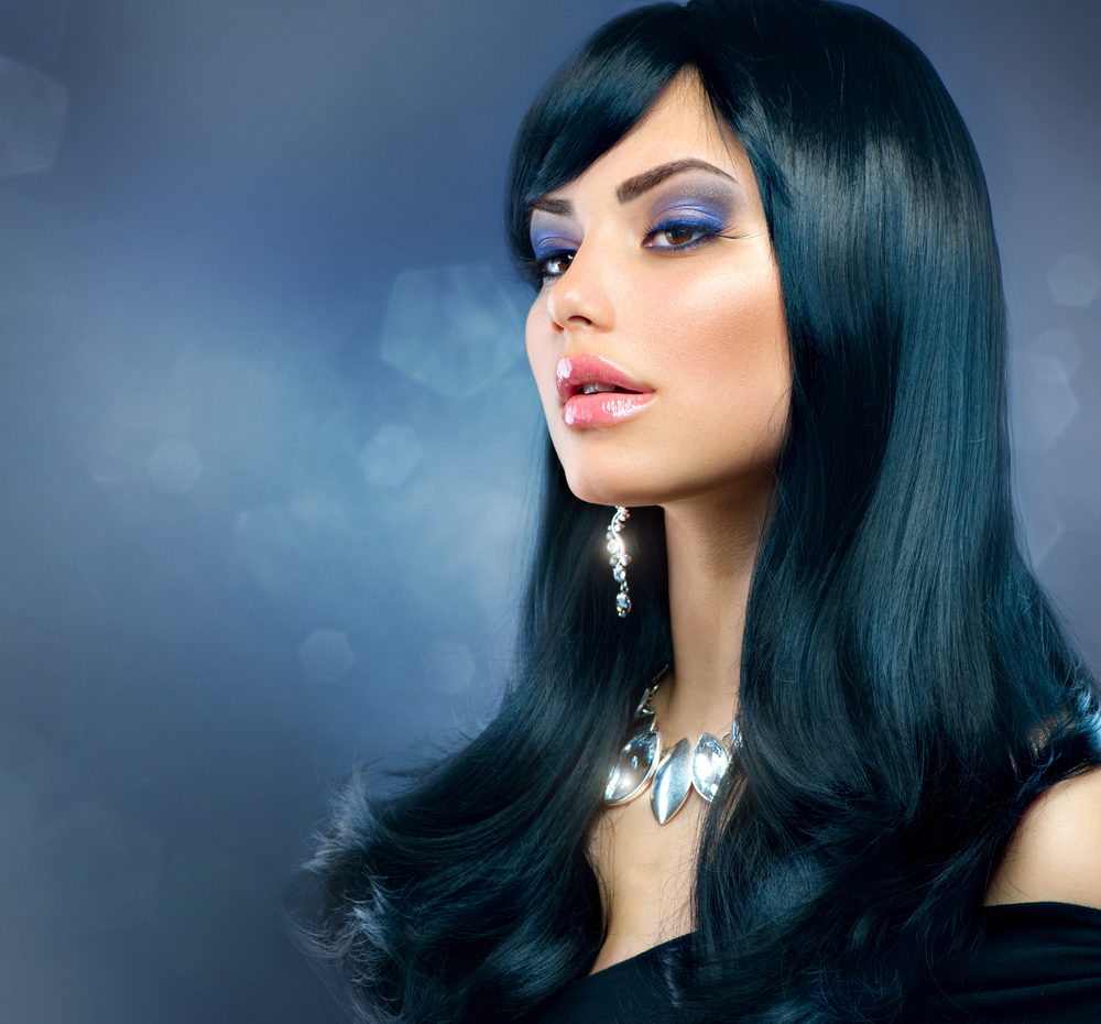 Get Beautiful, Shimmering Color with Hair Glossing