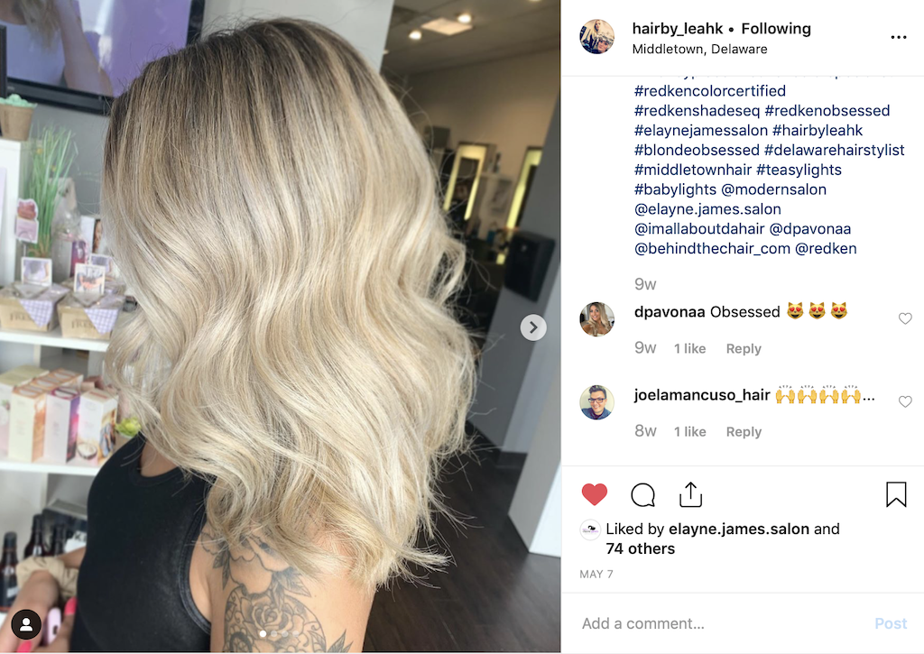 Keeping Your Blonding And Balayage From Brassing Out