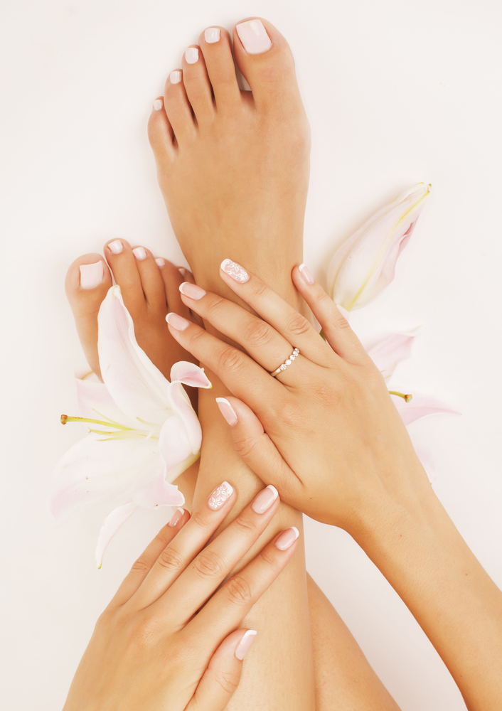 Manicures & Pedicures Offer Many Benefits