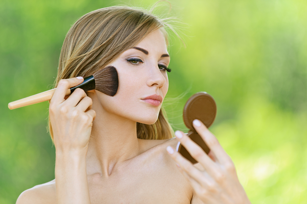 Hot Weather Makeup Tips
