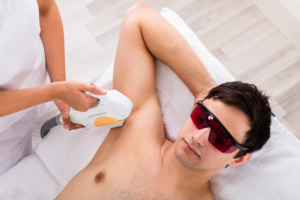Men's Waxing at Joseph & Friends Salon & Spa