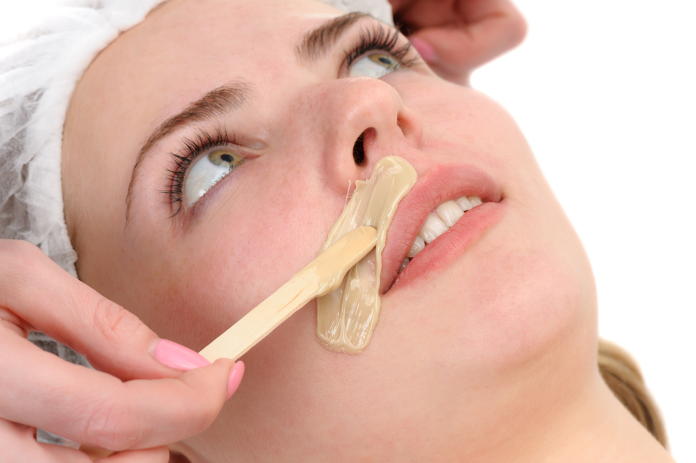 Facial Waxing: An Effective Method for Unwanted Hair Removal