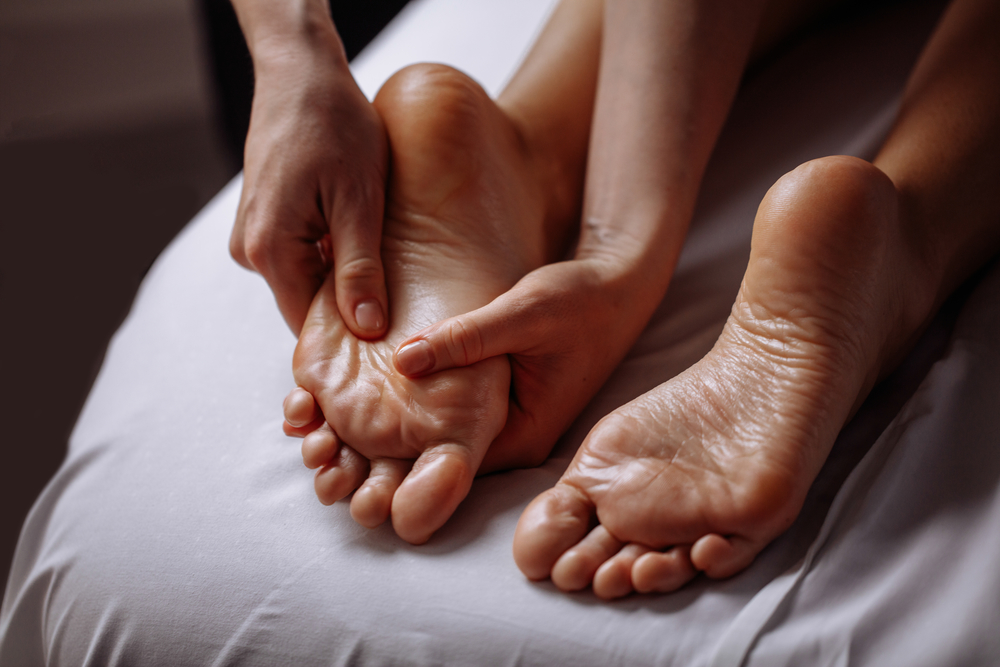 All About Reflexology