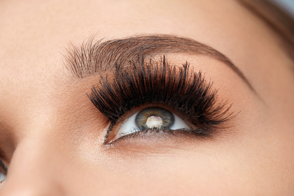 Enjoy Longer Lashes & Fuller Brows with our Tinting Services