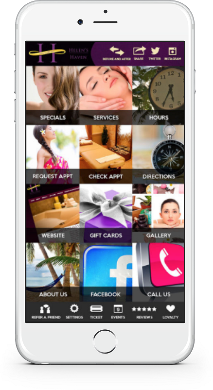 Wellness Made Simple – Try Our Helen's Haven Free Mobile App