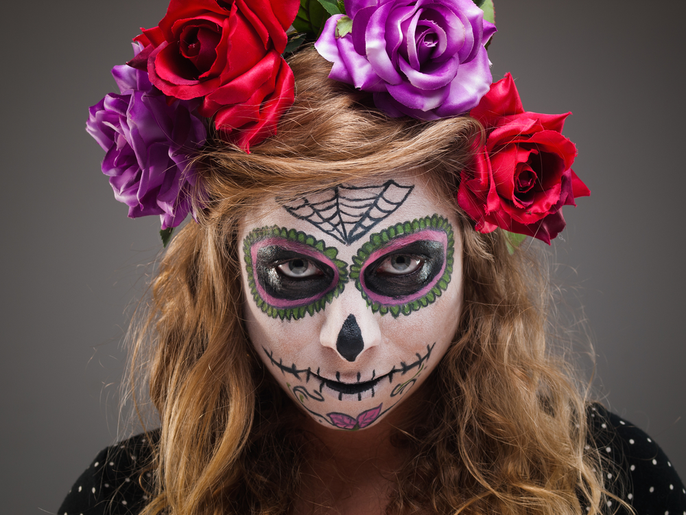 Tips for Safe & Successful Halloween Makeup