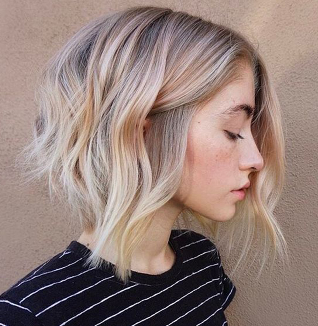 How To Style A Bob Cut