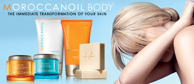 MOROCCANOIL GIVES KOSSOF SALON EXCLUSIVE