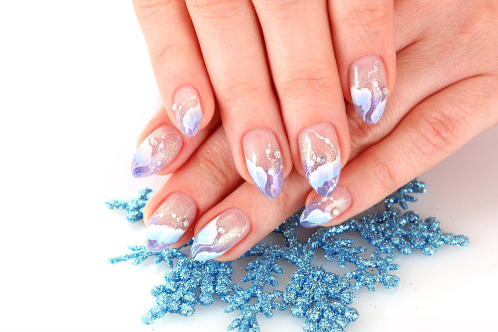 Combat Dry Winter Skin With A Manicure