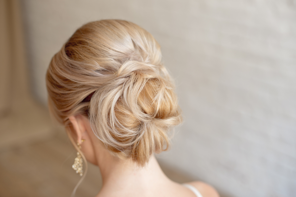 Gorgeous Updos for the Holiday Season