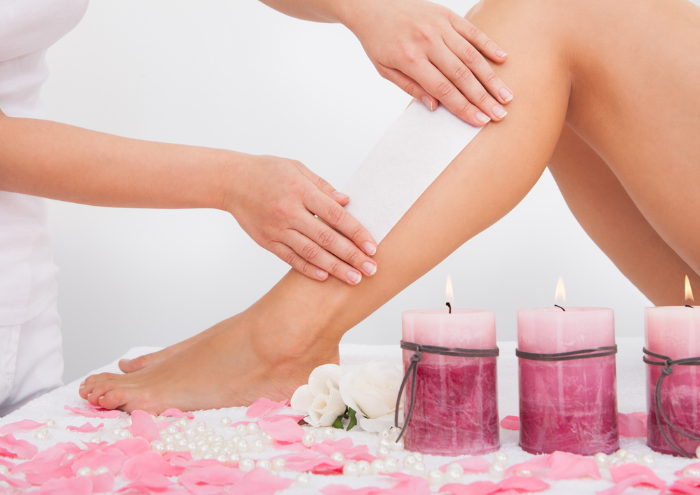 Waxing Services in Houston