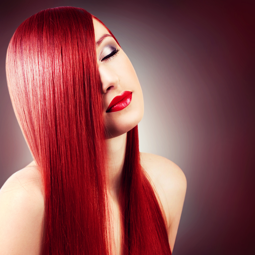 Fight Frizz with Keratin