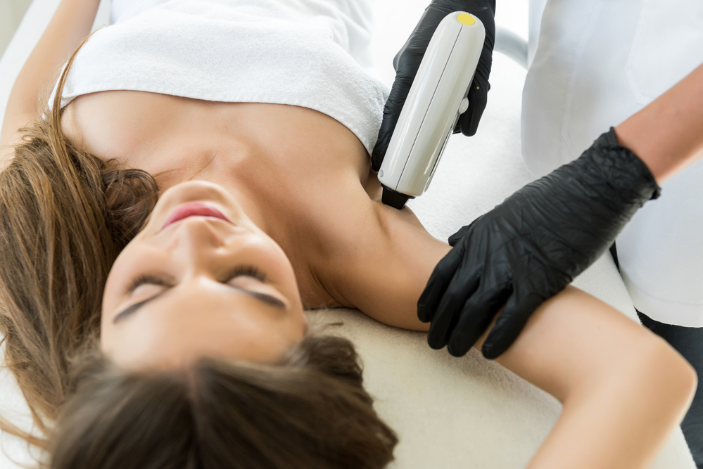 Laser Hair Removal Treatment in Houston