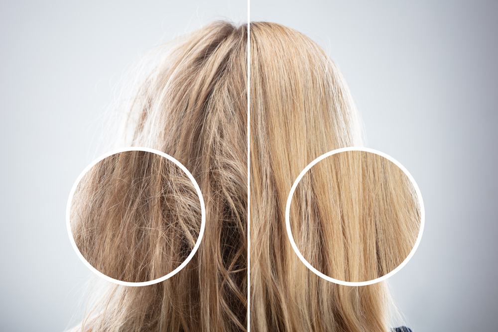 Repair Hair Damage with an Olaplex Treatment