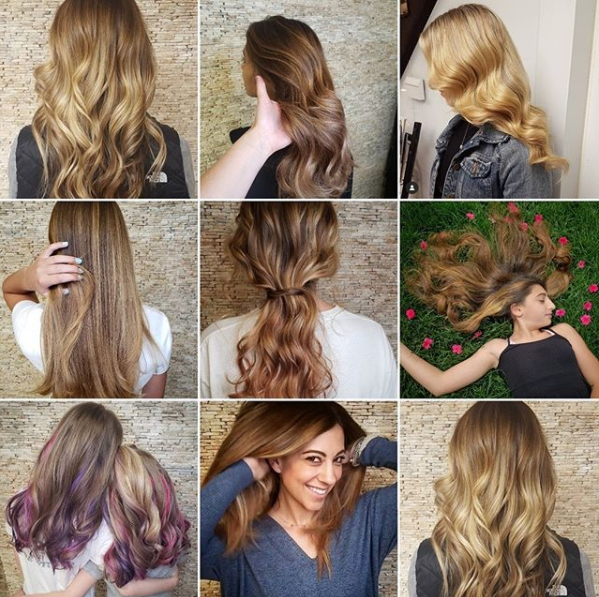 Hot Hair Colors for the New Year