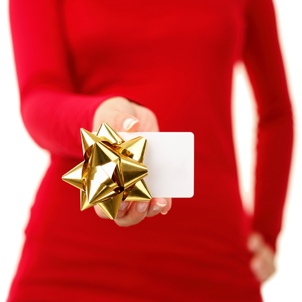 Giving the Gift of Gift Cards for the Holidays