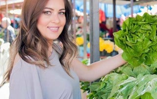How To Eat Your Way to Healthy Hair