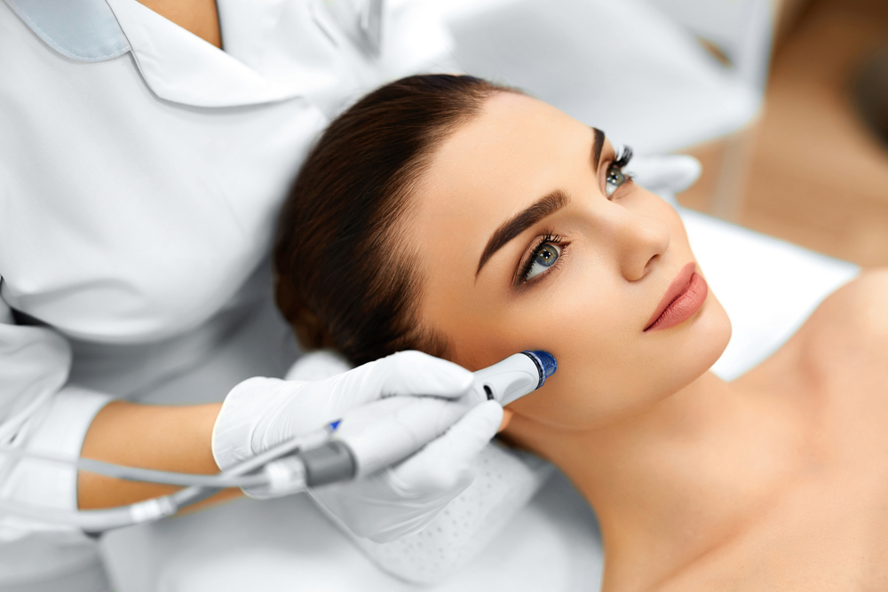 Microdermabrasion Treatments for Soft, Smooth, Beautiful Skin
