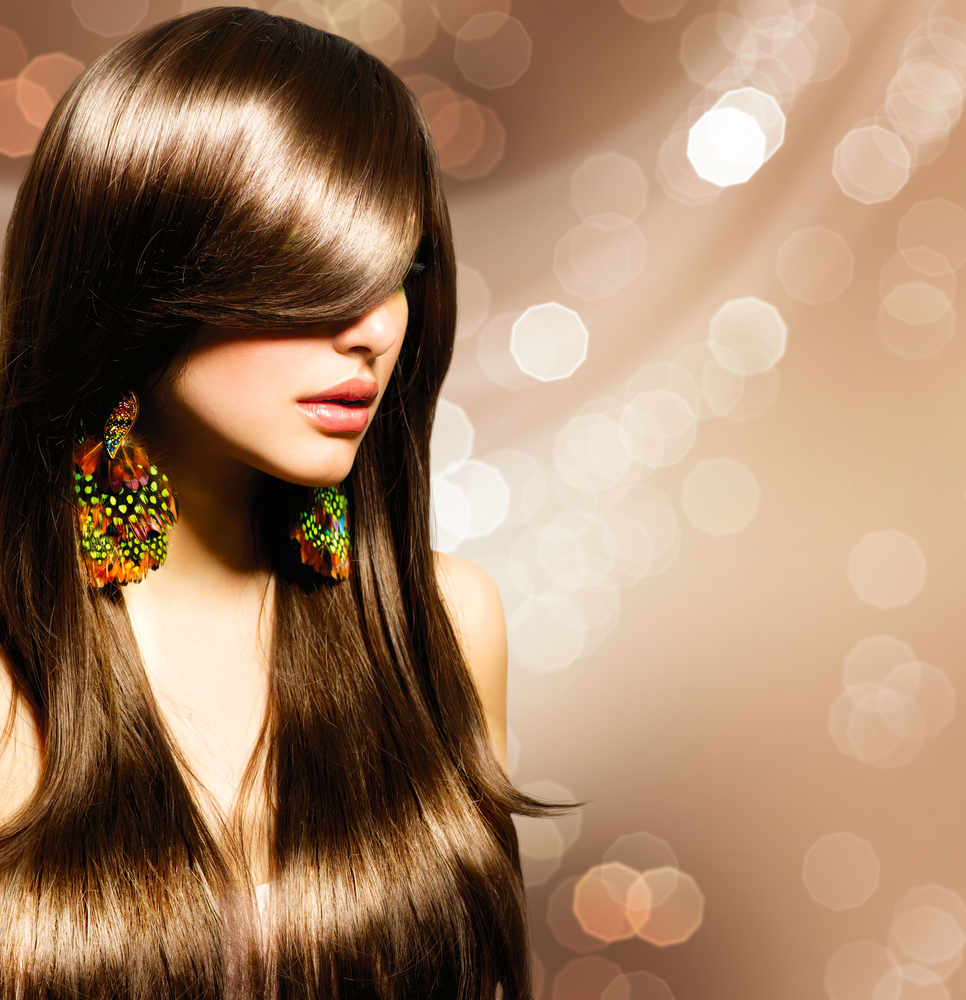Get Beautifully Shiny Hair with Color Gloss