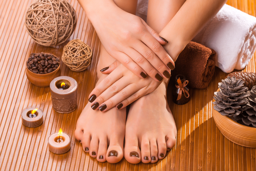 Manicures and Pedicures: They're for More than Just Looks