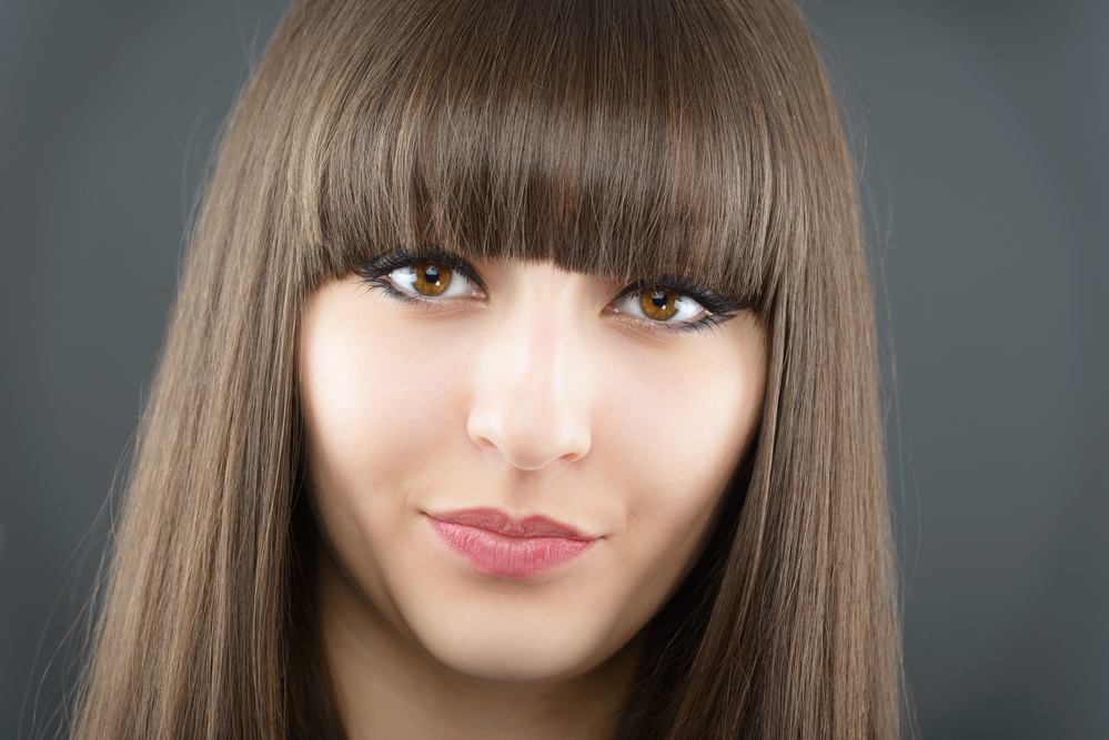 Add Bangs for a Fresh Spring Look