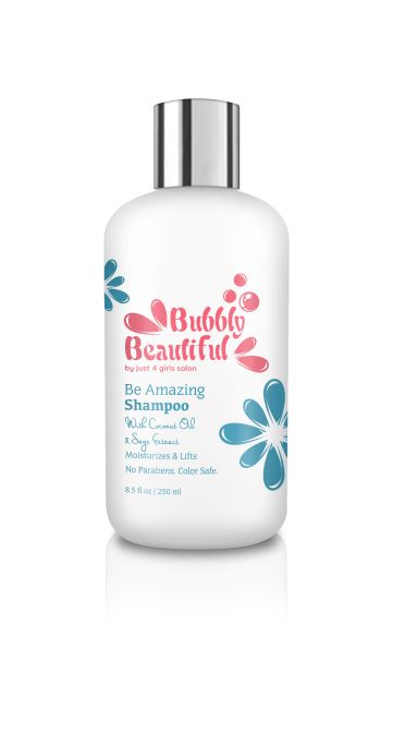 Bubbly Beautiful Products by Just 4 Girls Salon