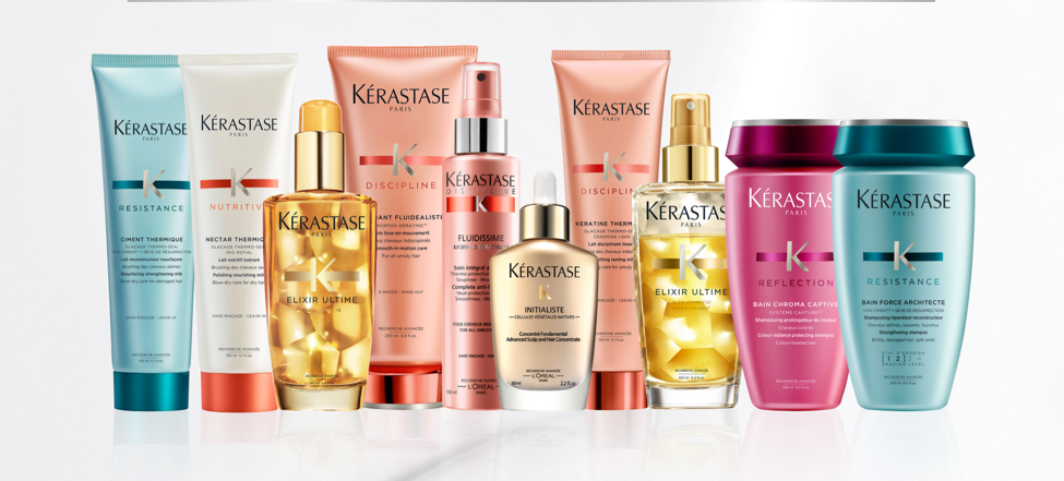 Take Your Hair Care to the Next Level with Luxury Kérastase Products