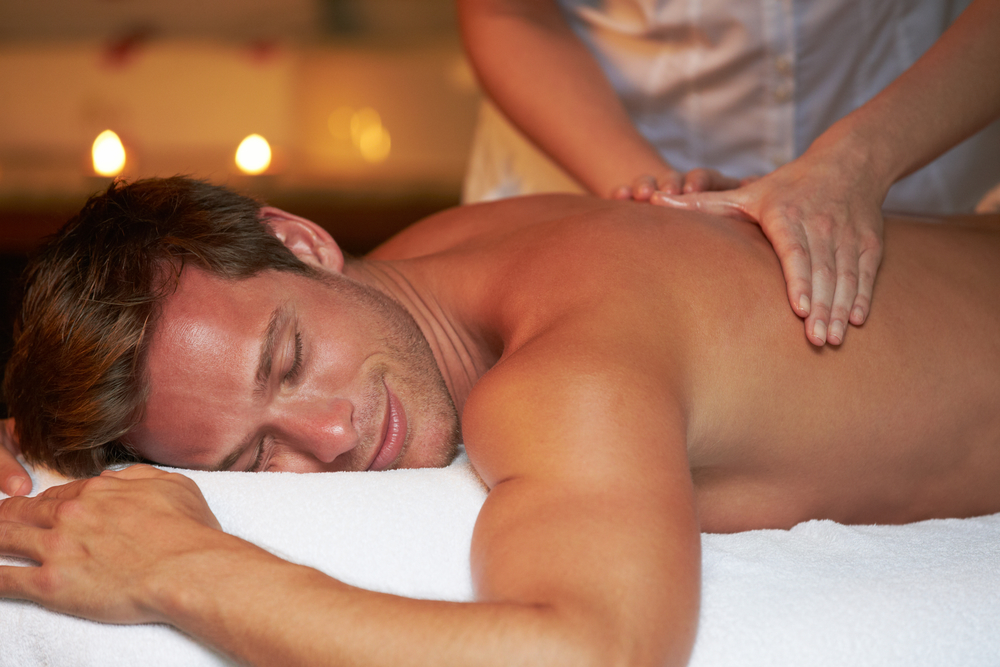 REDUCING STRESS AND SORE MUSCLES WITH A FULL BODY MASSAGE