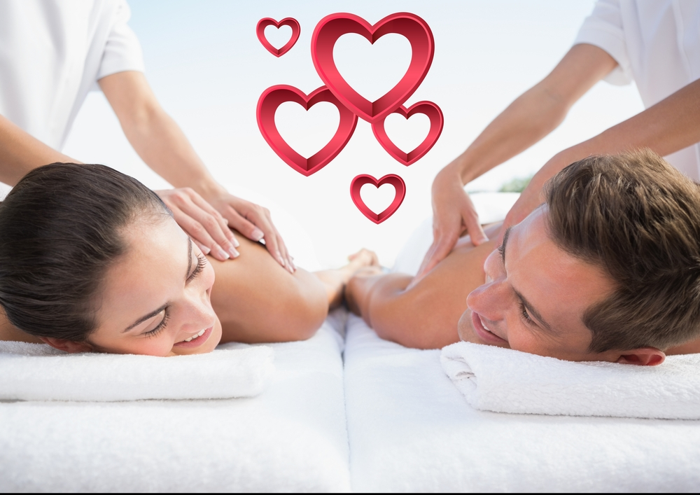 BETTER TOGETHER: PACKAGES & COUPLES MASSAGES